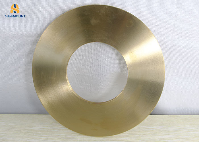 High Durable Bronze Round Copper Washer Anti Erosion Crusher Machine Parts
